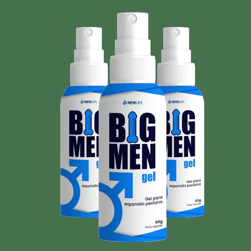 Big Men Gel