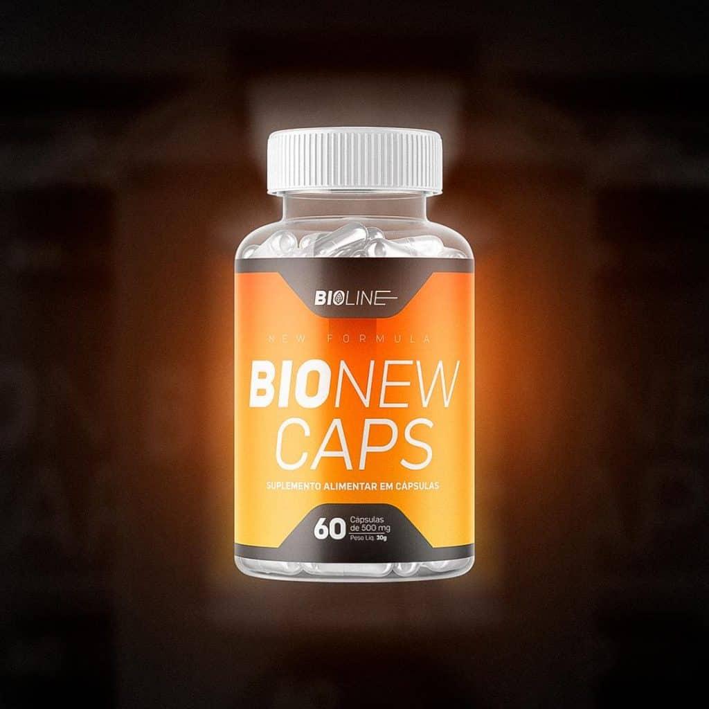 Bionew Caps