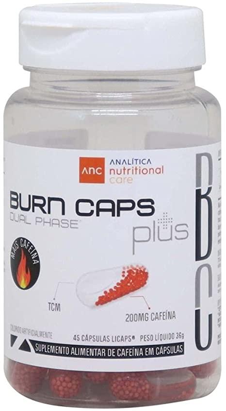 Burn Caps Plus