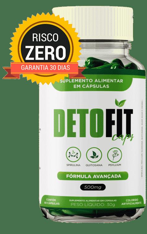 DetoFit Caps
