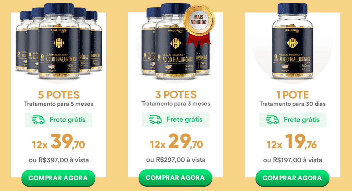 DermaCaps Preço