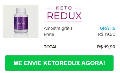 KetoRedux Preço