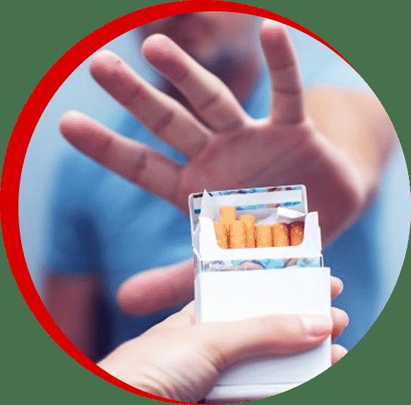 NicoQuit Caps Parar de Fumar